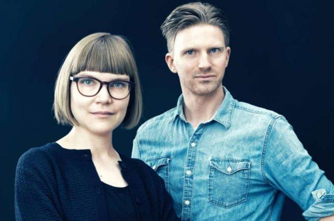 Serieromanen Vei – bok 1 är skriven av Sara Bergmark Elfgren och tecknad av Karl Johnsson.