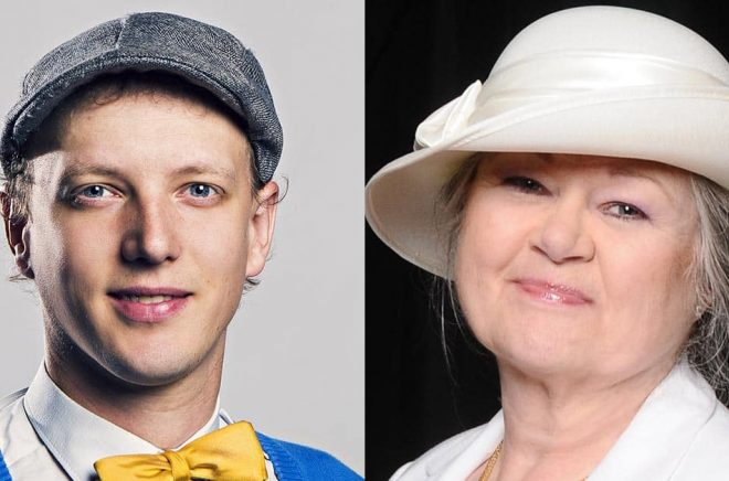 Simon Ventus från Finland vann Christina Gustavsons medförfattartävling. Foto: Pressbilder.