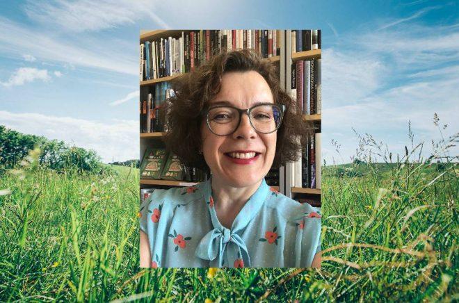 Linda Altrov Berg, litterär agent på Norstedts Agency. Foto: Privat