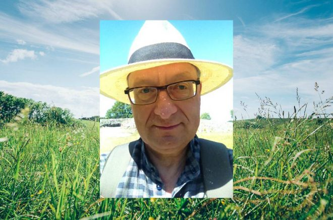 Thomas Grundberg, översättare. Foto: Privat