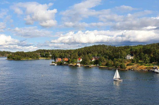 Stockholms skärgård inspirerade till R. Wolfgangs debutroman. Foto: Istock