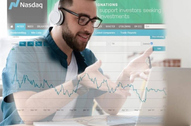 Storytel börskurs aktie