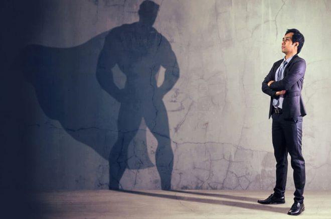 Superskuggan. Svenska kriminalromaner med delade universum där karaktärer från olika författare dyker upp i andras böcker. Kan det vara framtiden? Foto/illustration: iStock.
