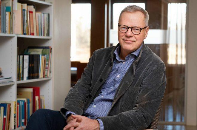 Svante Weyler, ordförande för Kulturrådet. Foto: Hans Alm