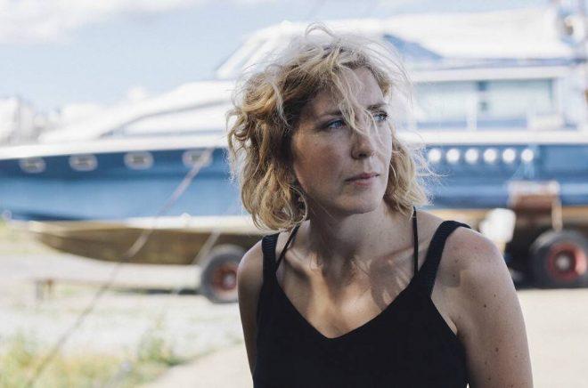 Amanda Svensson, författare, kulturskribent och översättare. Foto: Alexandra A. Ellis