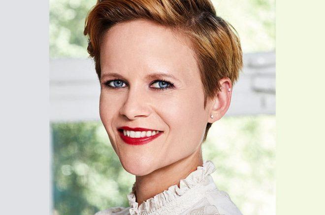 Therese Lindström tillträder i maj 2019 en nyinrättad tjänst som Communications Specialist Publishing i Storytels Sverige-organisation. Foto: Magnus Ragnvid.