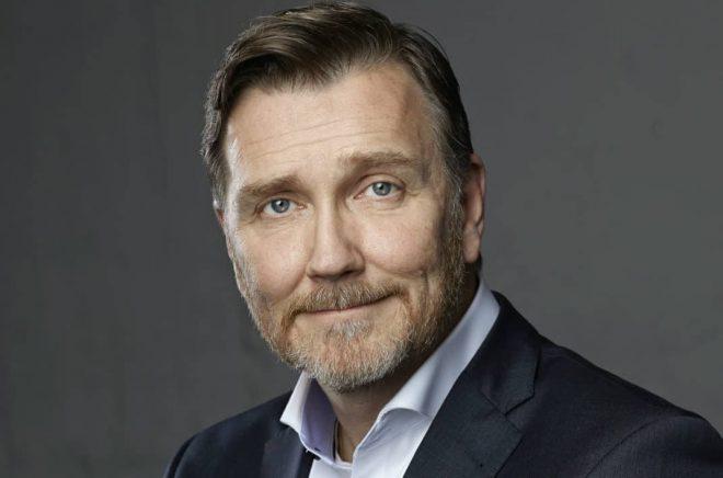 Författaren Thomas Erikson.