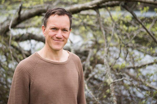 Tomas Heed Foto: Jan Gustafsson
