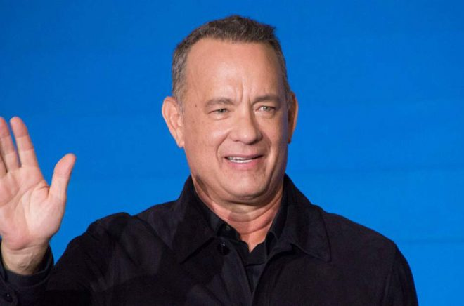 Skådespelaren och regissören Tom Hanks debuterade som författare 2017 med novellsamlingen Uncommon Type: Some Stories. Foto: Dick Thomas Johnson/Wikimedia Commons