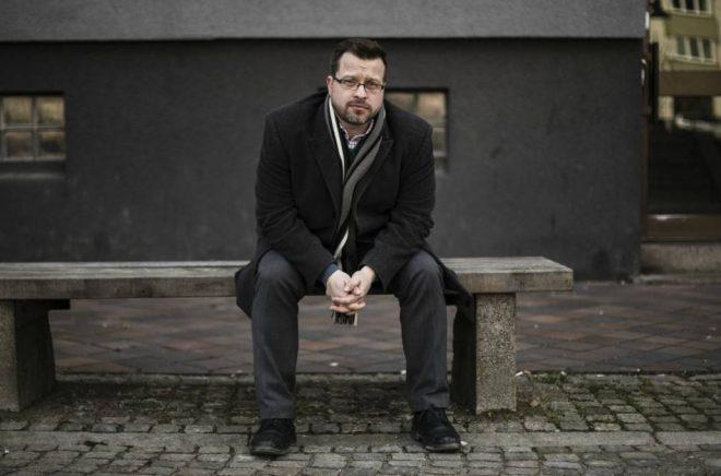 Tony Johansson. Foto: Per Wilkens
