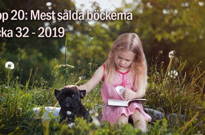 De mest sålda böckerna i Sverige vecka 32 - 2019. Vilka böcker valde barnen? Och hundarna?Foto: iStock.