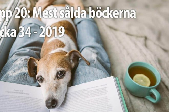 Några hundböcker bland de mest sålda böckerna vecka 34? Eller åtminstone några hundöron. Foto: iStock.