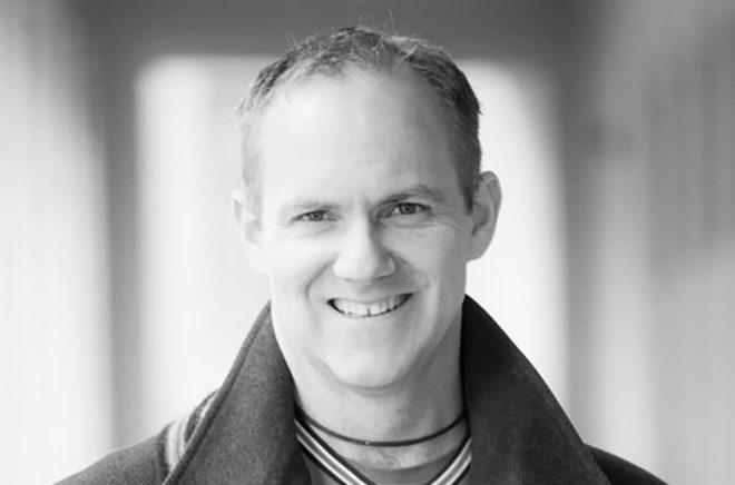 Ulf Bergström debuterar som författare med thrillern Hatarna. Foto: Anja Callius