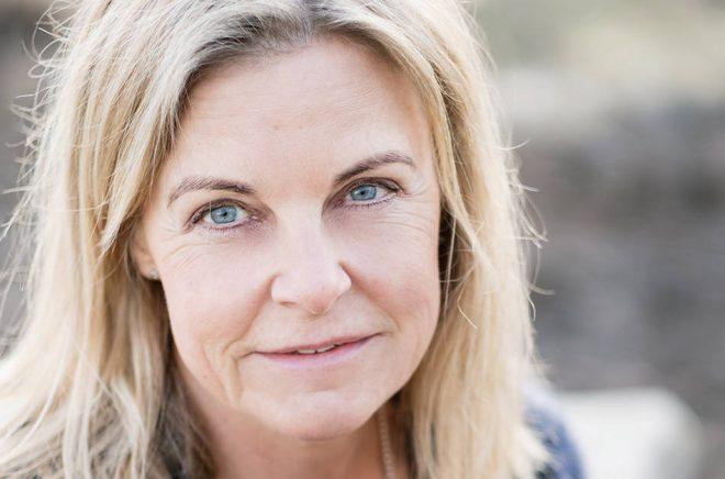 Ulla M. Nissen Foto: Juliana Wiklund