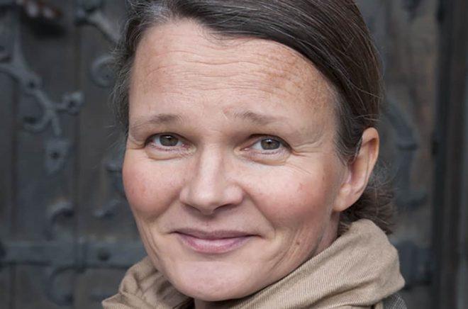 Nina Ulmaja Foto: Paula Tranström