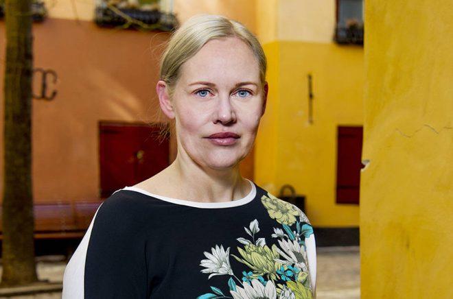 Ulrika Lidbo Foto: Jan-Åke Eriksson