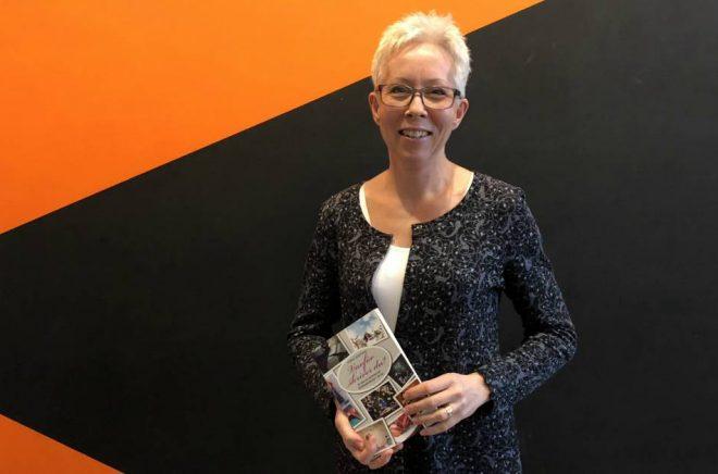 Ulrika Josefsson har skrivit en bok om författardrömmar. Foto: Boktugg