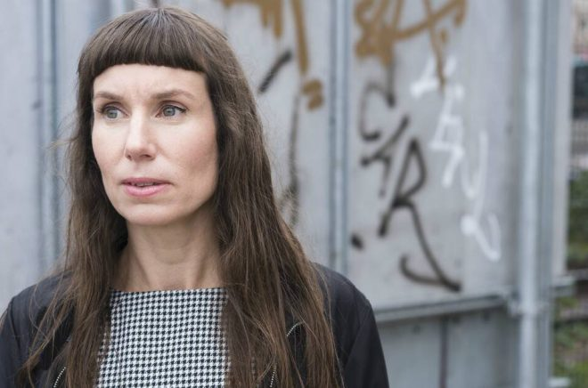 Mirja Unge. Foto: Göran Segeholm
