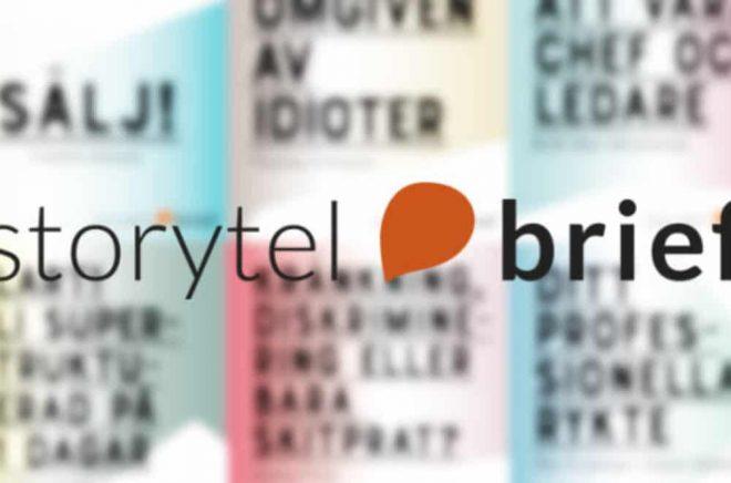 Kontentan döps om till Storytel Brief