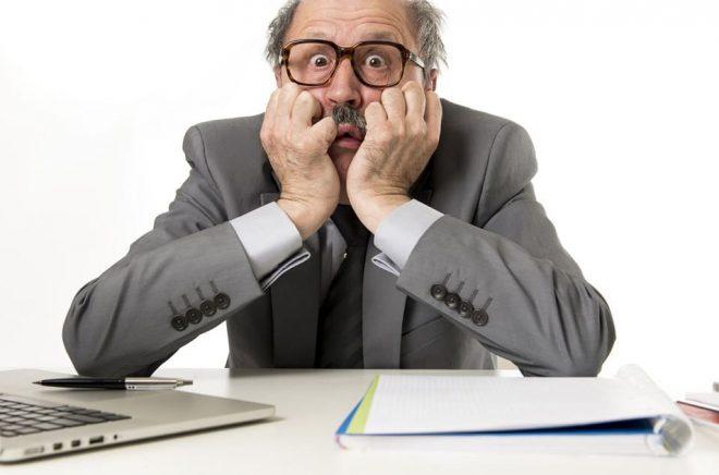 Ett mejl från företagets vd visar sig vara bedrägeri. Svenska företag luras på miljonbelopp. (Mannen på bilden har inget med artikeln att göra). Foto: Fotolia