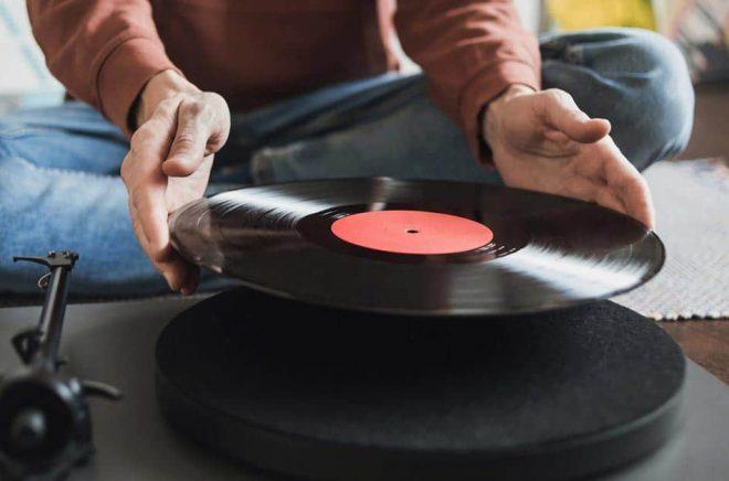 Vinylskivan LP comeback sverige