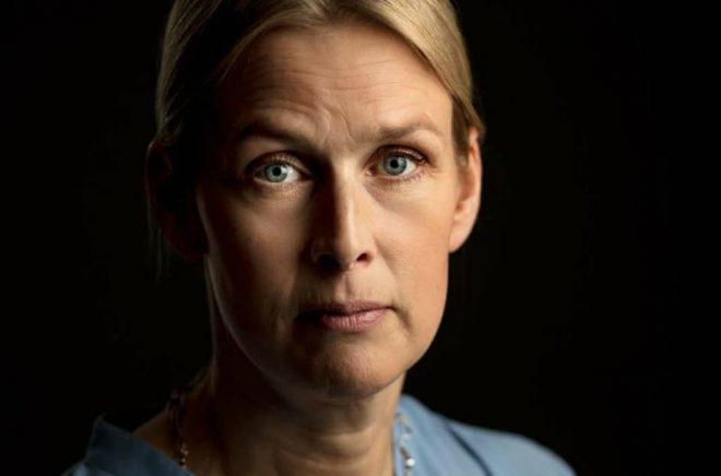 Viktoria Höglund. Foto: Björn Qvarfordt