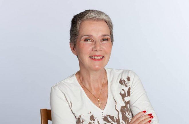 Wivianne Wigren. Foto: Jan Anjam